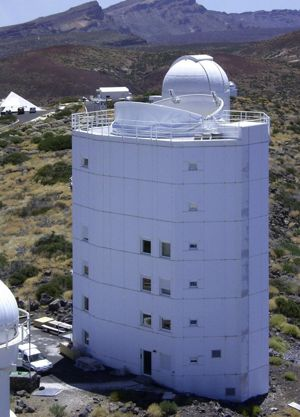 The Gregor Telescope